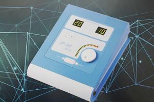 水道水イオントフォレーシス療法機器